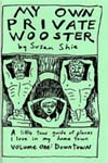 My Own Private Wooster, a book. �Susan Shie 2002.